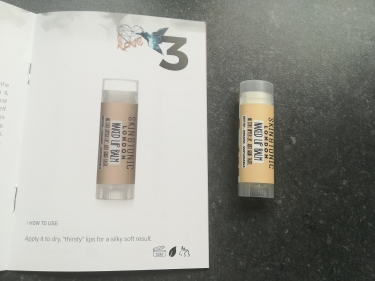 skin and tonic naked lip balm